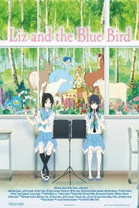Poster for Liz and the Blue Bird