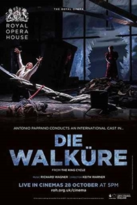 The Royal Opera House: Die Walküre Poster