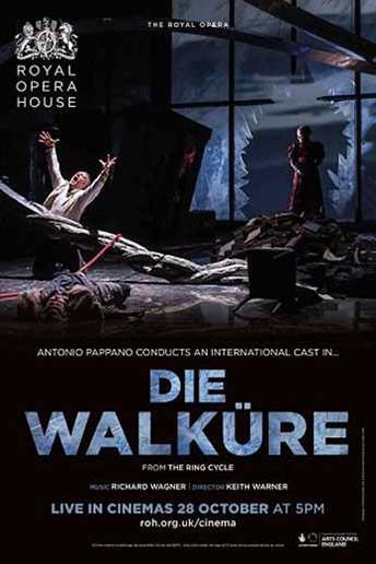 ROH 2018 - 2019 Season Die Walkure Poster