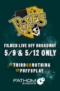 Poster of Puffs: Filmed Live Off Broadway