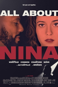 Poster for All About Nina