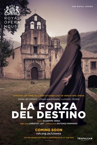 Poster of The Royal Opera House: La forza del d...