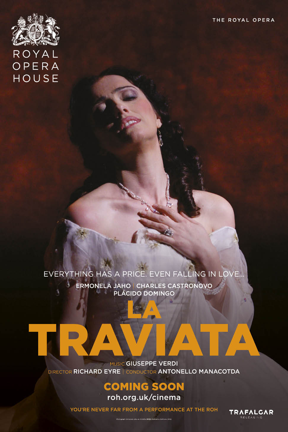 ROH 2018-19 Season La Traviata