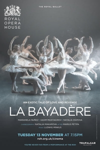 The Royal Ballet: La Bayadere Poster
