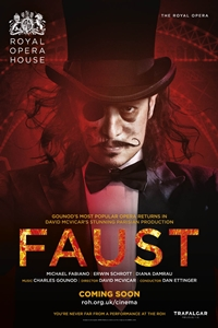 The Royal Opera House: Faust (LIVE)