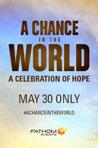 Poster of A Chance in the World - Premiere