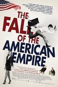 Poster for The Fall of the American Empire (La chute de l'empire américain)