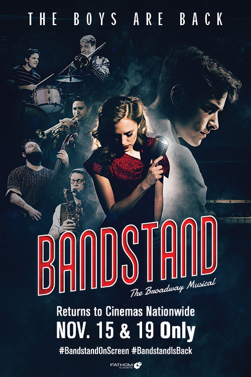 BANDSTAND: Broadway Musical on Screen Poster