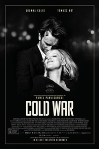 Poster of Cold War (Zimna Wojna)