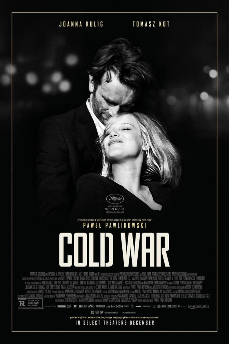 Poster for Cold War (Zimna Wojna)