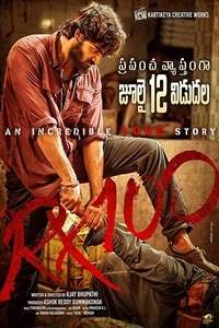 Poster for RX 100