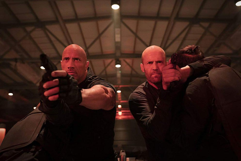 Photo 4 for Fast & Furious Presents: Hobbs & Shaw