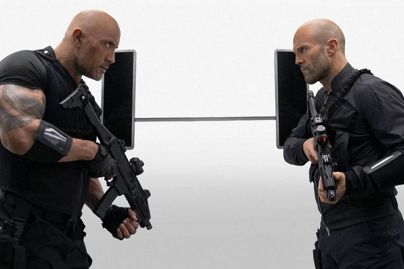 Photo 7 for Fast & Furious Presents: Hobbs & Shaw
