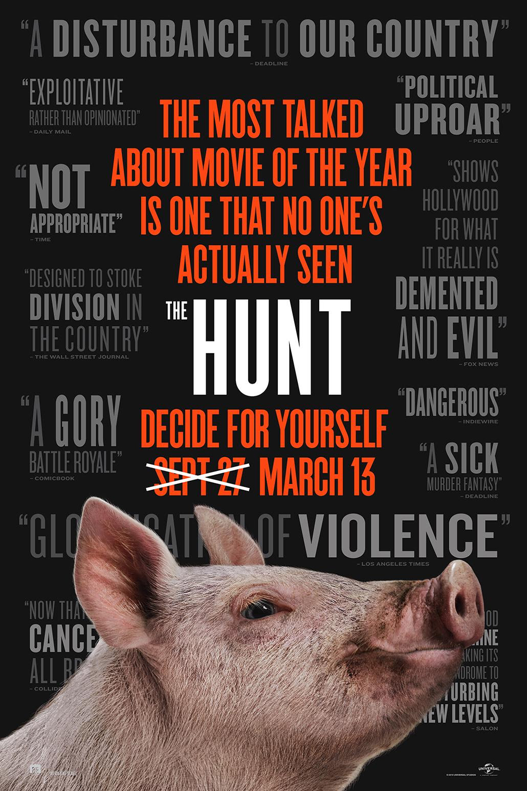 Poster for Hunt, The