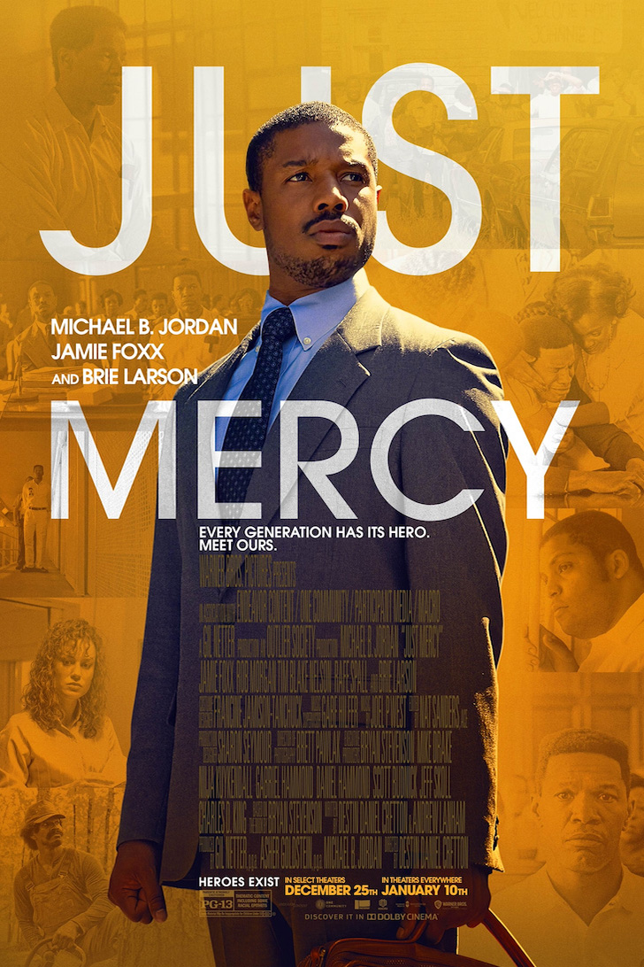 Still of Just Mercy