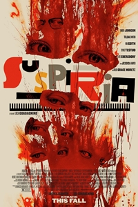 Poster for Suspiria