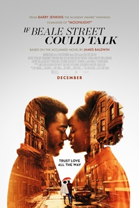 Caption Poster for If Beale Street Could Talk