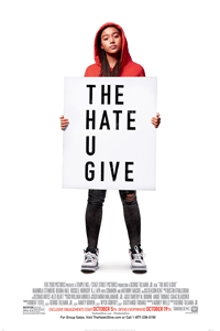 Caption Poster for The Hate U Give