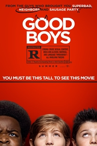 Caption Poster for Good Boys