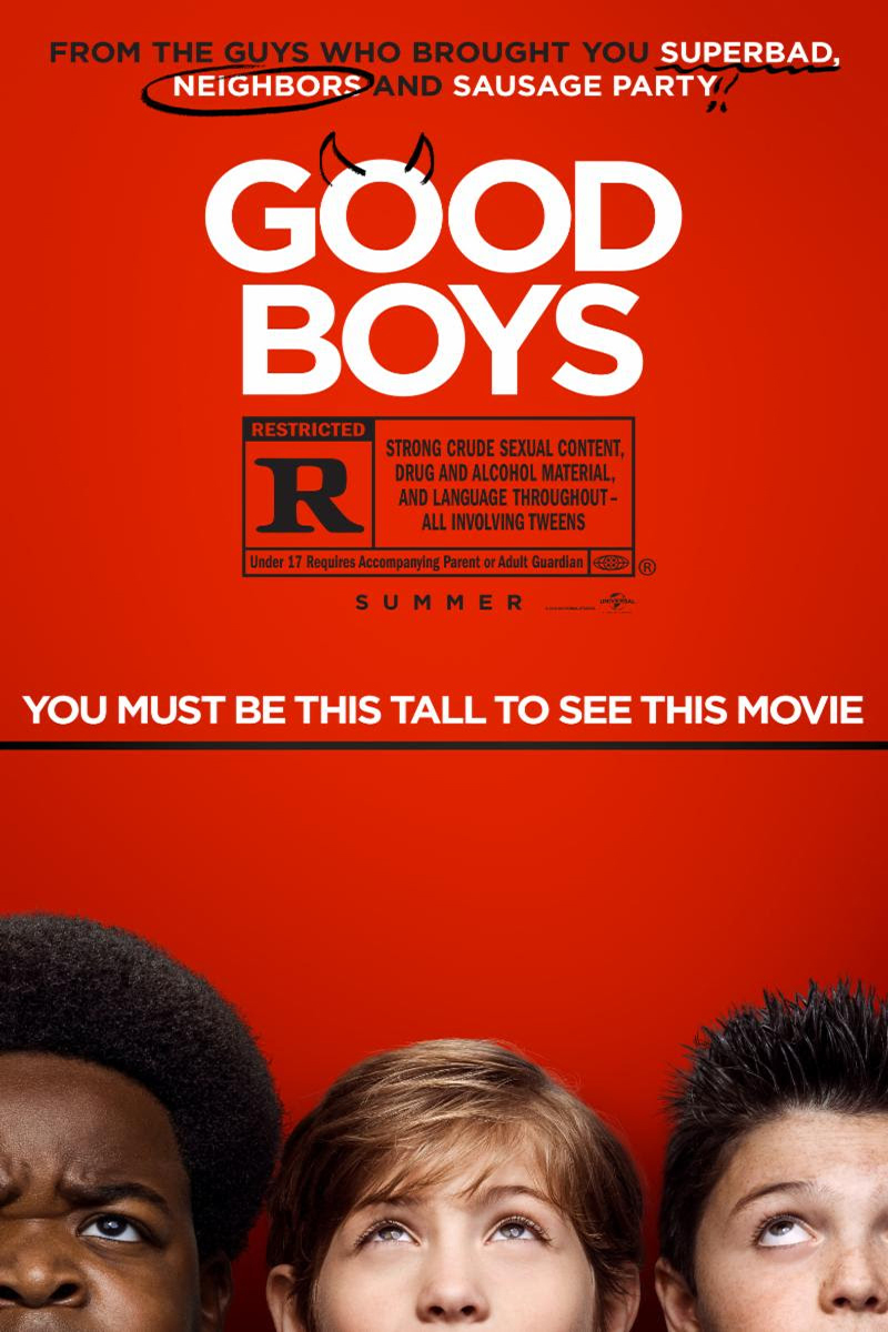Poster of Good Boys