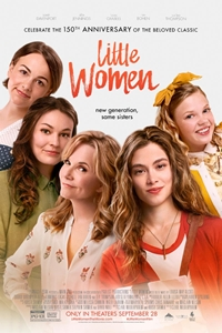 Poster of Little Women (2018)