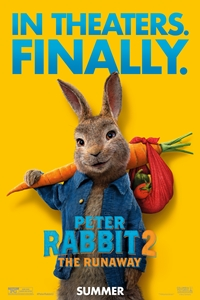 Poster of Peter Rabbit 2: The R...