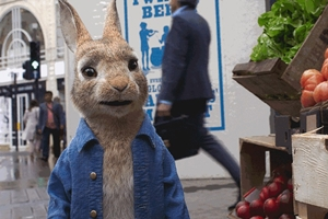 Still #1 forPeter Rabbit 2: The Runaway