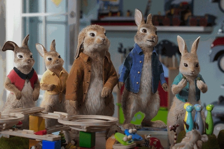 Hero Image for Peter Rabbit 2: The Runaway