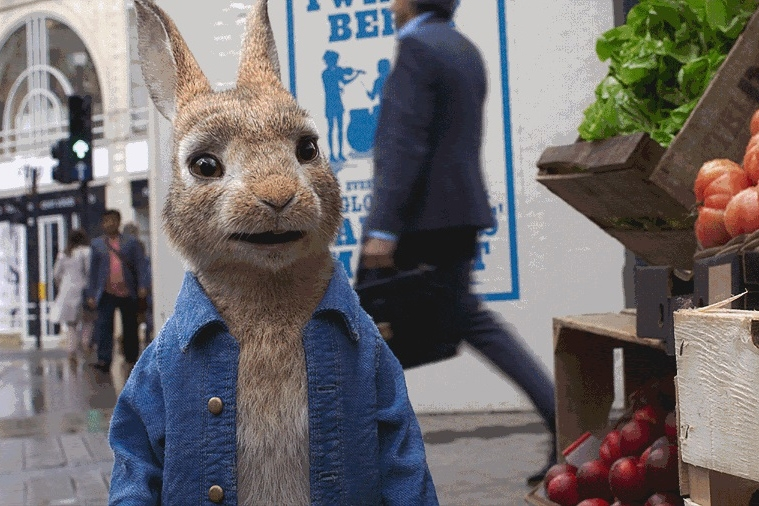 Photo 1 for Peter Rabbit 2: The Runaway