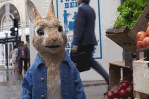Still 1 for Peter Rabbit 2: The Runaway