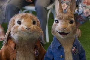 Still 6 for Peter Rabbit 2: The Runaway