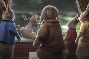 Still 8 for Peter Rabbit 2: The Runaway