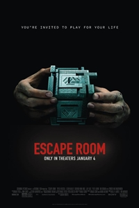 Caption Poster for Escape Room