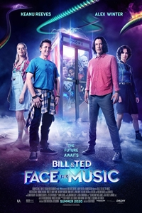 Caption Poster for Bill & Ted Face The Music