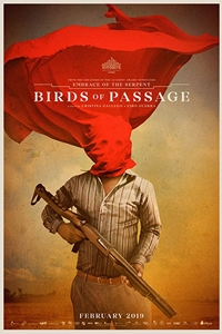 Poster for Birds of Passage (Pájaros de verano)