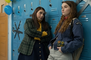 Still 11 for Booksmart
