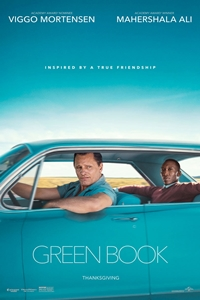 Caption Poster for Green Book