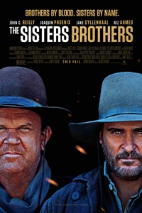 Poster for The Sisters Brothers