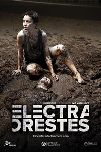 Comédie-Française: Électre / Oreste Poster