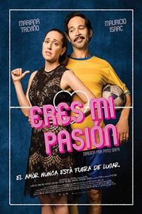 Poster of Eres mi pasión
