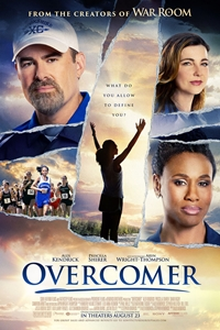 Caption Poster for Overcomer