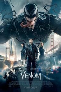 Venom 3D in D-BOX Poster