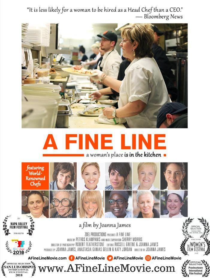 Poster for Fine Line, A