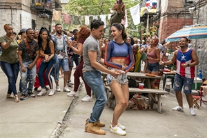 Still 1 for In the Heights
