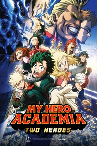 Poster for My Hero Academia: Two Heroes