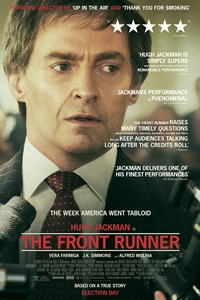 Poster for Front Runner, The