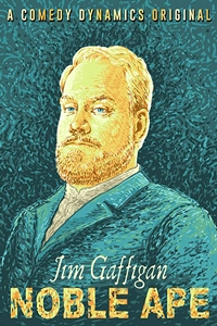Poster for Jim Gaffigan: Noble Ape