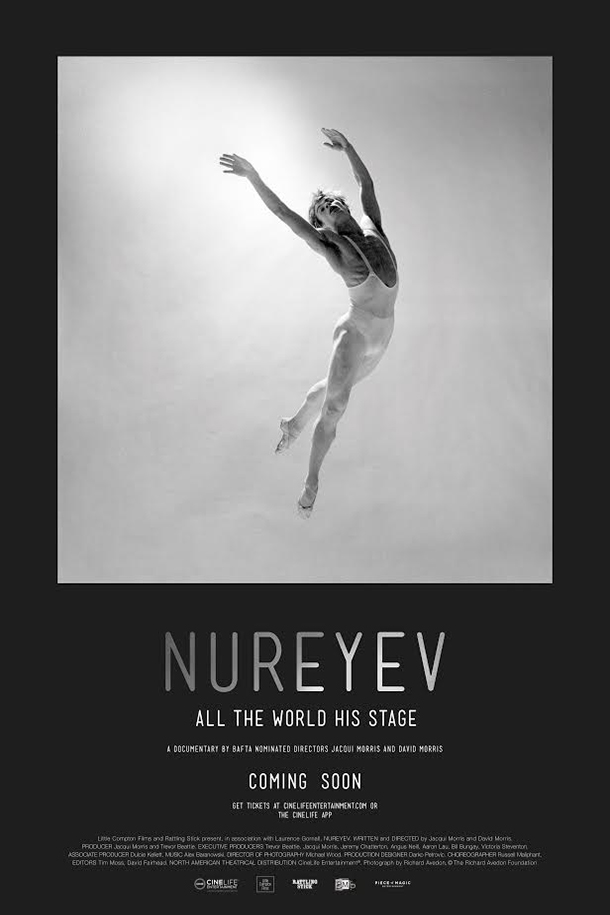 Nureyev: Lifting the Curtain