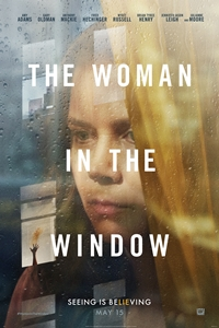 Poster for The Woman in the Window