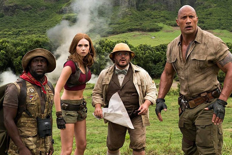 Photo 7 for Jumanji: The Next Level